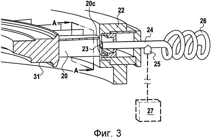 Устройство и способ контроля ротора