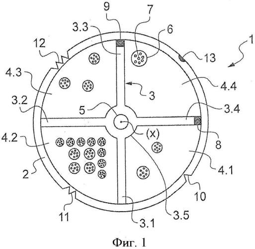 Оптический кабель с извлекаемыми микромодулями и с внутренним продольным профилем
