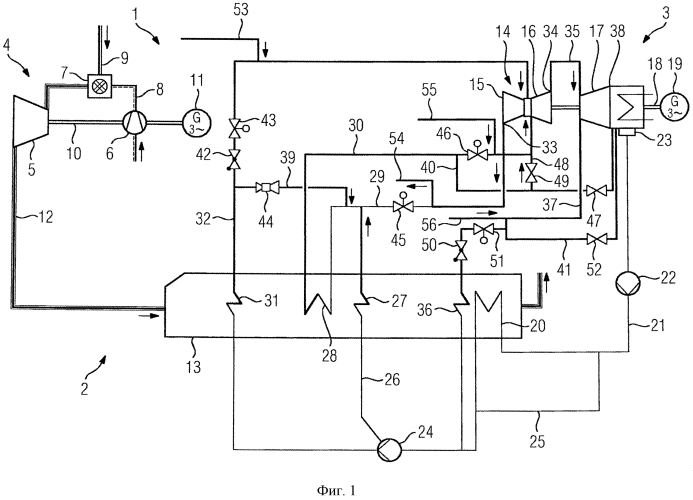 Способ быстрого подключения парогенератора