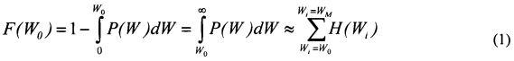 Эффективный способ определения режимных значений случайных геофизических величин