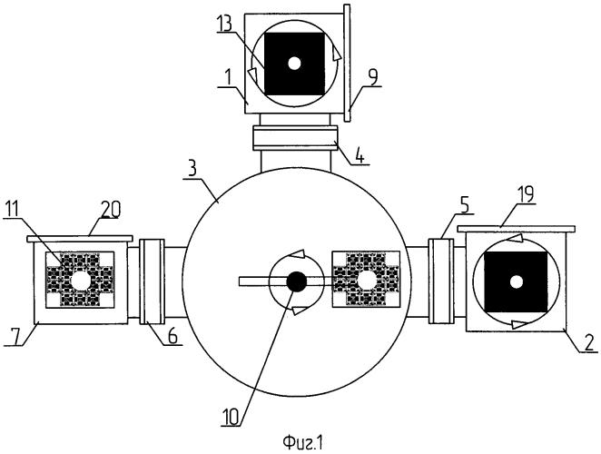 Способ напыления в вакууме топологического тонкоплёночного рисунка гибридной микросхемы на подложку