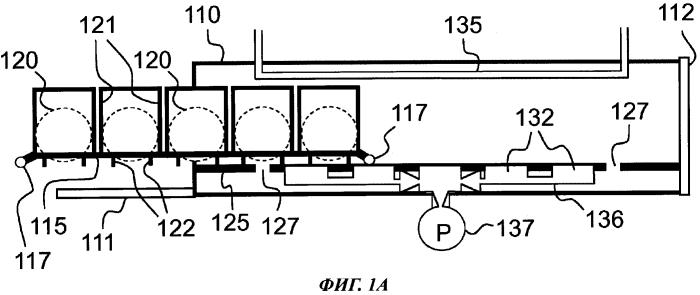 Реактор атомно-слоевого осаждения для обработки партии подложек и способ обработки партии подложек