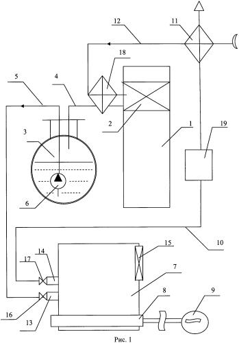 Установка по производству высококачественного цемента