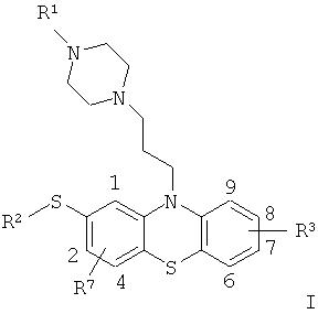 2-(r2-тио)-10-[3-(4-r1-пиперазин-1-ил)пропил]-10h-фенотиазины для лечения бета-амилоидопатии или альфа-синуклеопатии, и способ их диагностики или предварительной диагностики