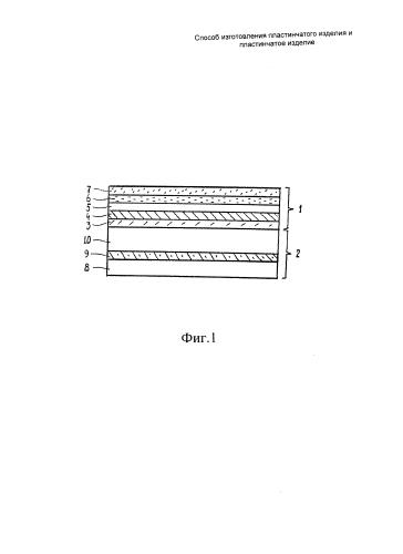 Способ изготовления пластинчатого изделия и пластинчатое изделие