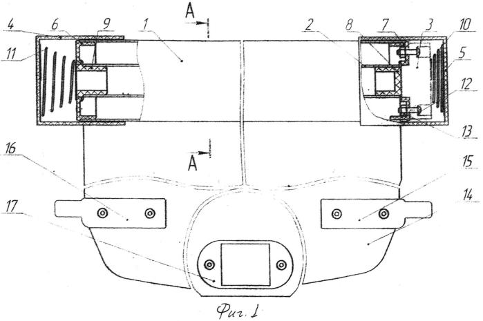 Способ изготовления устройства, предназначенного для двухсторонней подачи шторки багажника легкового автомобиля
