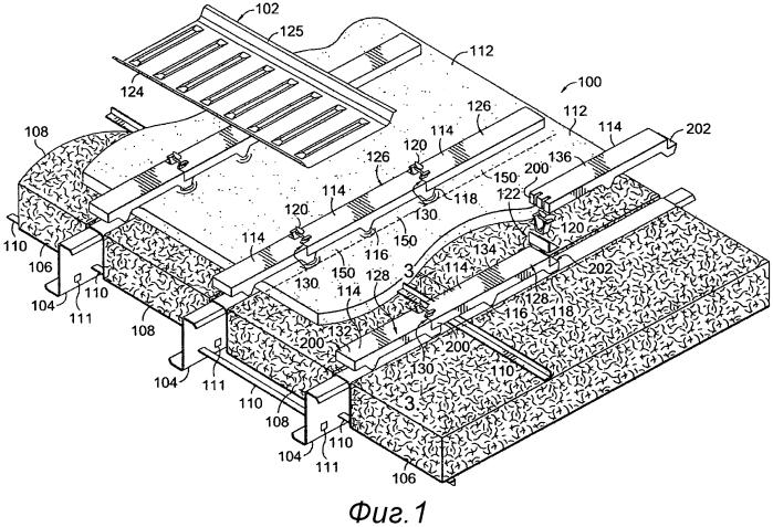 Система и способ применения перекрывающего термоблока