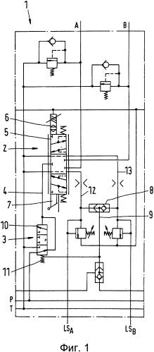 Гидравлическое клапанное устройство