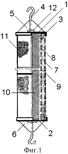 Элемент кочетова для глушителя шума компрессорных станций