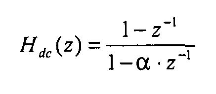 Способ и устройство для оценки структуры в сигнале