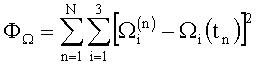 Способ определения тензора инерции космического аппарата