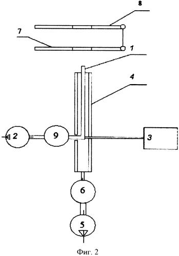 Устройство непрерывного стабильного электрораспыления растворов в источнике ионов при атмосферном давлении
