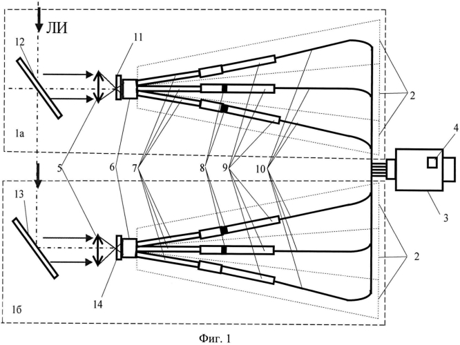 Способ регистрации временного профиля фронта светового импульса и устройство для его реализации