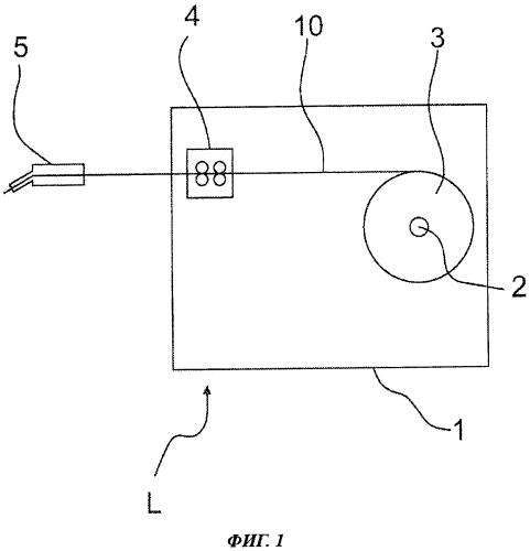 Конструкция устройства для подачи проволоки в сварочной машине и способ обеспечения движения сварочной проволоки