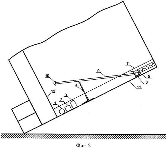 Устройство для повышения прочности кузова транспортного средства при опрокидывании