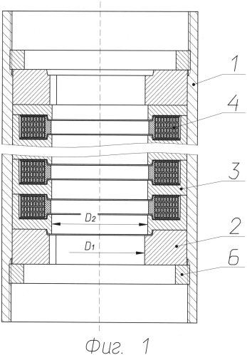 Статор линейного погружного электродвигателя и способ его сборки
