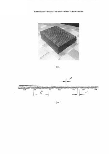 Планшетное покрытие и способ его изготовления