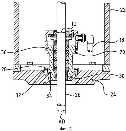 Система уплотнения для скважинных погружных насосов
