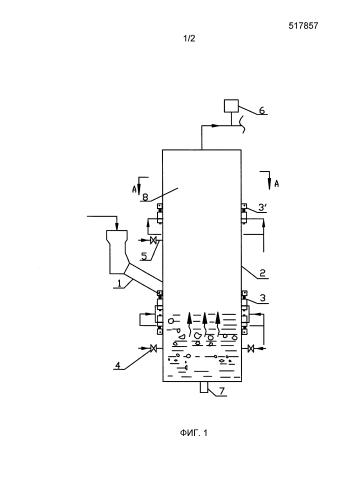 Микроволновой плазменный газификатор биомассы с неподвижным слоем и способ газификации