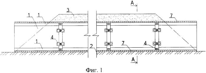 Прямоугольная водопропускная труба из плит срдп