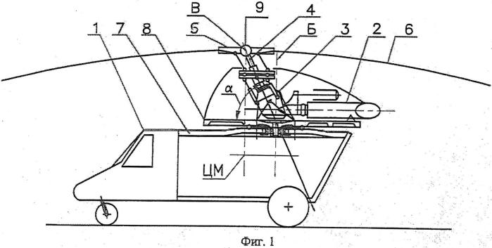 Одновинтовой вертолет