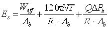 Определение оптимальных параметров для забойной операции