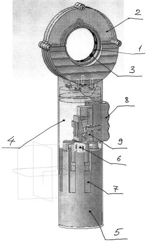 Пьезоэлектрическая газовая зажигалка латынова