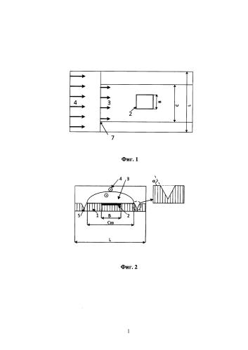 Устройство для формирования ручейкового течения жидкости в микро- и мини-каналах (варианты)
