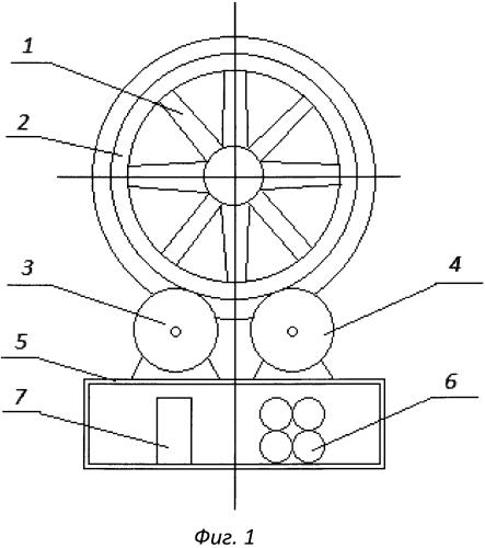 Способ рекуперации энергии движения лифта