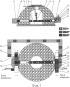Блок радиационной обработки с модулями входа и выхода