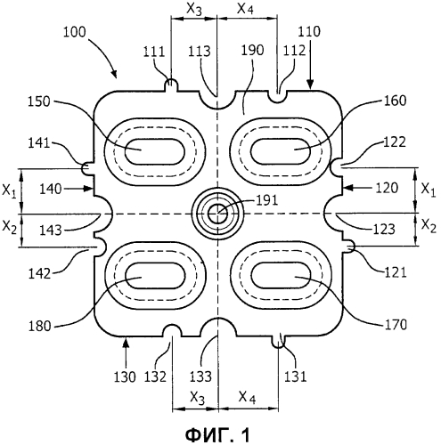 Модульная сборка на основе сид
