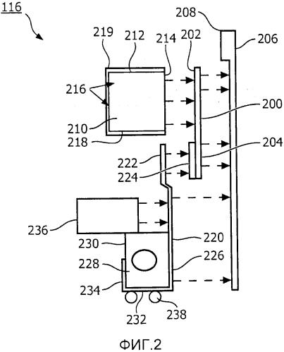 Чувствительные к вертикальному излучению детекторы одной или многих энергий