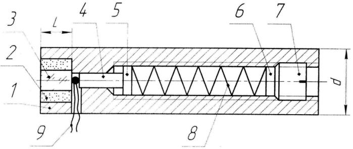 Способ определения контактной температуры при использовании инструментов из сверхтвердых материалов
