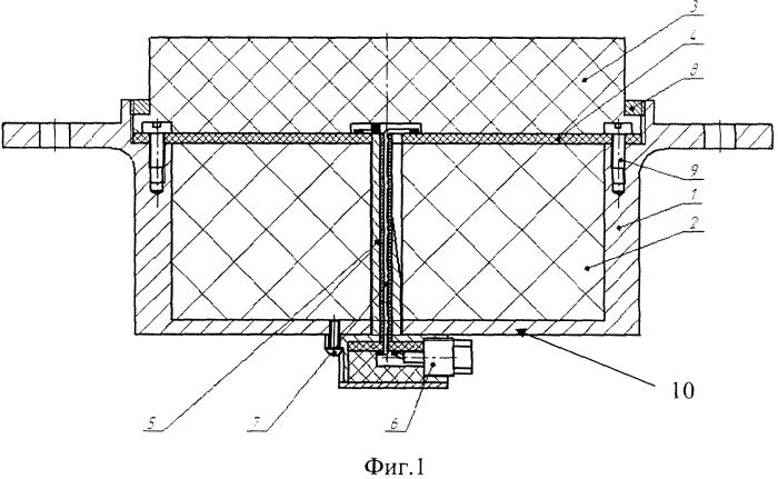 Антенна летательного аппарата
