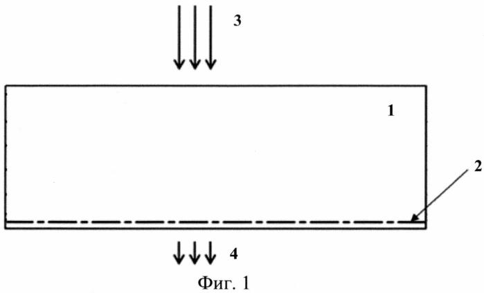 Устройство с пониженным коэффициентом отражения радиоволн в широком диапазоне частот
