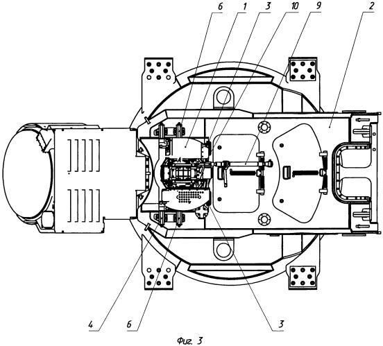 Устройство для установки прицела боевой машины