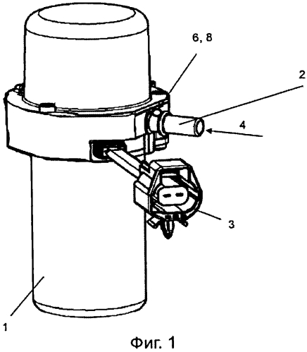 Вакуумный насос для транспортного средства