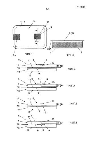 Герметично закрытая упаковка для нагревания в микроволновой печи