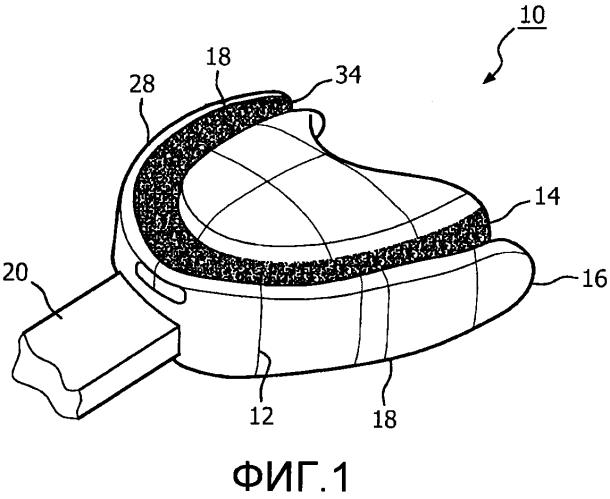 Способ и конечный продукт для подгонки помещаемого в рот устройства для чистки зубов к геометрии полости рта пользователя