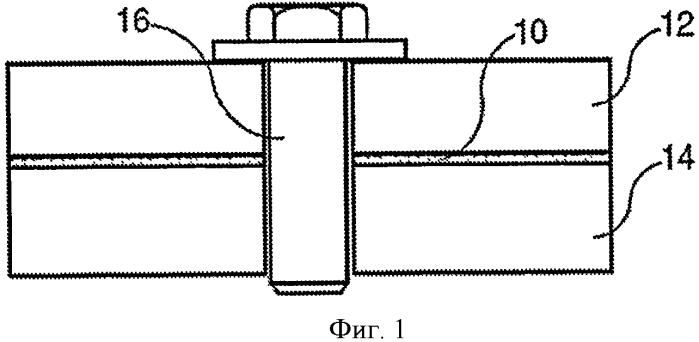 Устройство электрического соединения улучшенной проводимости