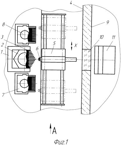 Устройство для сборки твэлов в пучок