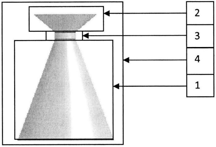 Резонансная ячейка для гашения акустических волн