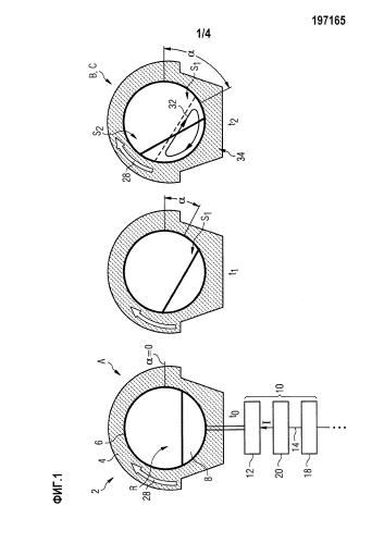 Приводная система для шаровой мельницы и способ эксплуатации шаровой мельницы