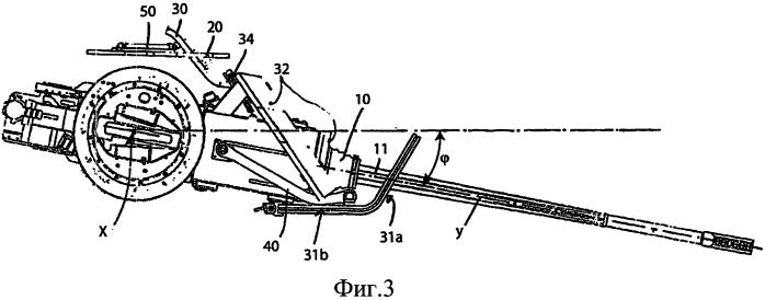 Защищенная амбразура и бронемашина с указанной амбразурой