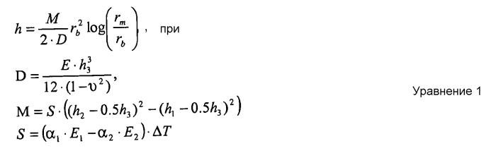 Температурная компенсация в устройстве cmut