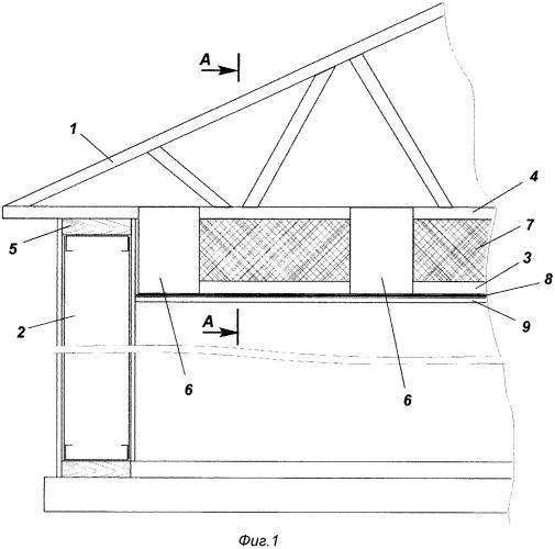 Способ сокращения теплопотерь энергоэффективного здания