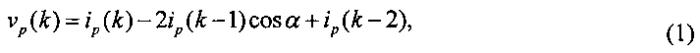 Способ определения синусоидальной составляющей тока короткого замыкания