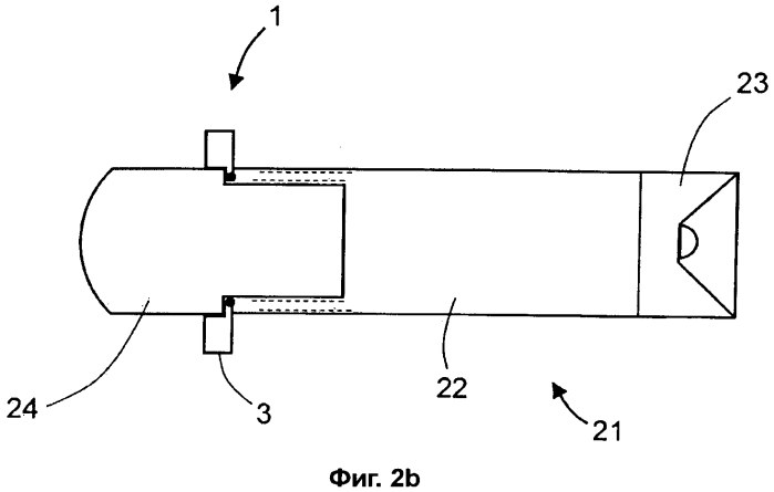 Ручной электрический фонарь с устройством для предотвращения его скатывания с поверхности