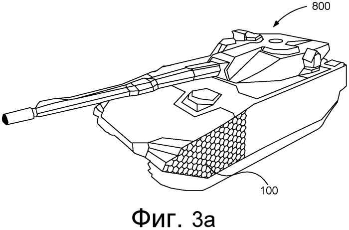 Устройство и способ для адаптации сигнатуры и объект с таким устройством