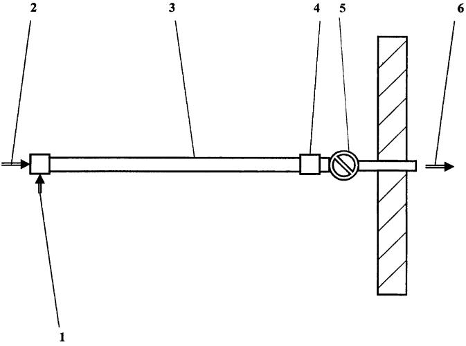 Способ газовой хроматографии в условиях космического полёта